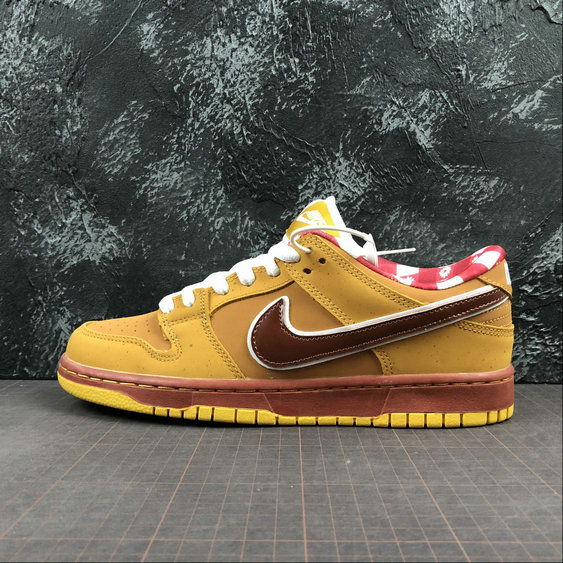 Wholesale Nike SB Dunk Low PRO OG Mens BV1310-566 Voltage Yellow Lobster-www.wholesaleflyknit.com