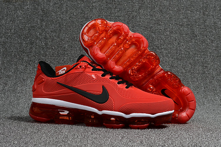 Wholesale Cheap Nike VaporMax Freestyle 2017 Collection Nike VaporMax MD Red Black White - www.wholesaleflyknit.com