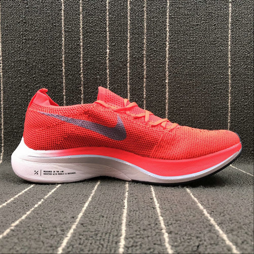 7380242790db3 Wholesale Nike Vaporfly 4 Flyknit AJ3857-600 Bright Crimson Ice Blue  Cramiisi Vif Bleu Glace. Loading zoom