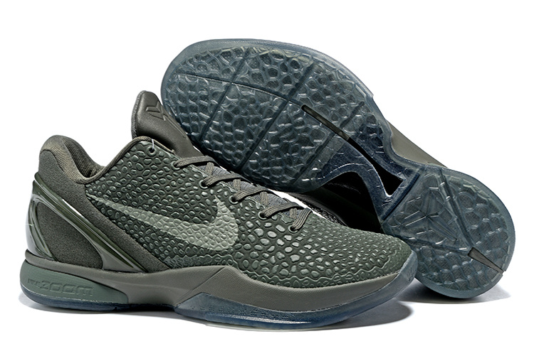 Wholesale Cheap Nike Zoom Kobe 6 Fade to Black Basketball Shoes - www.wholesaleflyknit.com