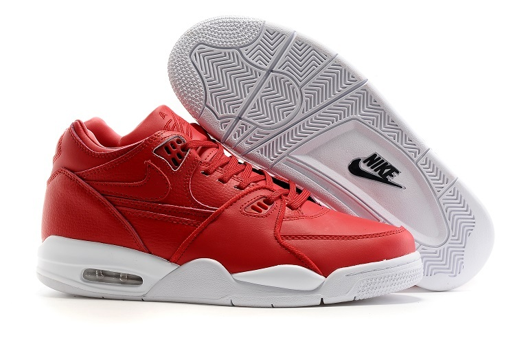 Wholesale Cheap NikeLab Air Flight 89 Gym Red White-Gym Red - www.wholesaleflyknit.com