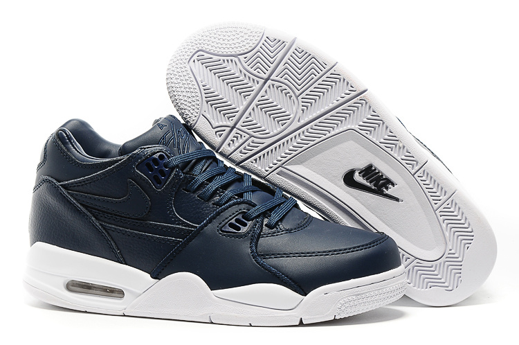 Wholesale Cheap NikeLab Air Flight 89 Obsidian White-Obsidian - www.wholesaleflyknit.com