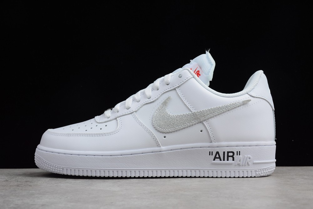 Wholesale Cheap OFF-WHITE x Nike Air Force 1 Low White Shoes For Sale - www.wholesaleflyknit.com