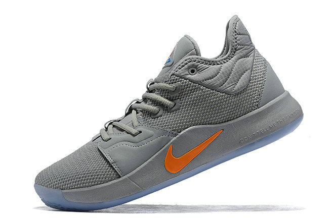 Where To Buy PlayStation x Nike PG 3 Wolf Grey Multi-Color For Sale - www.wholesaleflyknit.com