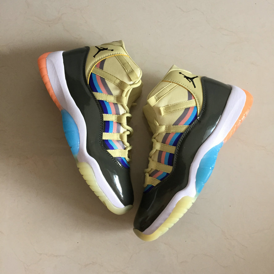 Wholesale Sean Wotherspoon x Cheap Nikes Air Jordans 11-www.wholesaleflyknit.com