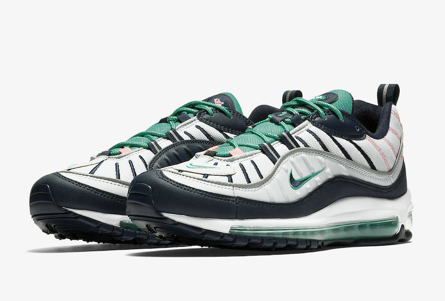 Wholesale South Beach Nike Air Max 98 Ready To Release-www.wholesaleflyknit.com