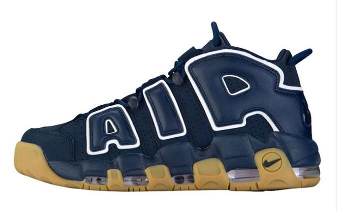 Wholesale Cheap WMNS Nike Air More Uptempo Obsidian 2017 For Sale - www.wholesaleflyknit.com