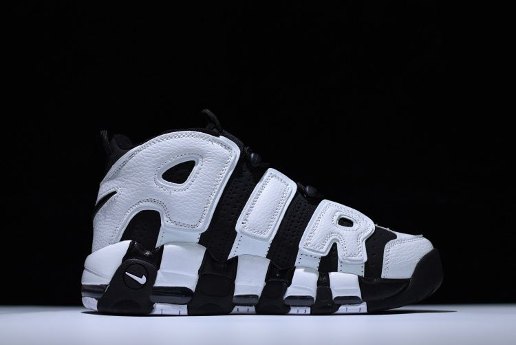 Wholesale Cheap WMNS Nike Air More Uptempo QS Doernbecher Freestyle Black White - www.wholesaleflyknit.com