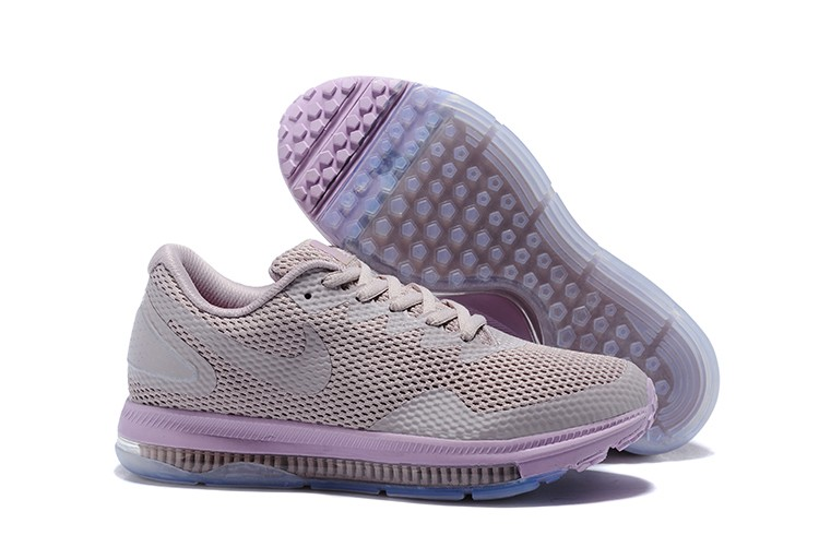 Wholesale Cheap WMNS Nike Zoom All Out Low 2 Particle Rose Barley Rose For Sale - www.wholesaleflyknit.com