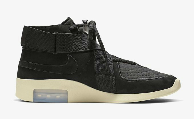 Where To Buy 2020 Cheap Wholesale Nike Air Fear of God Raid Black-Fossil AT8087-002 - www.wholesaleflyknit.com