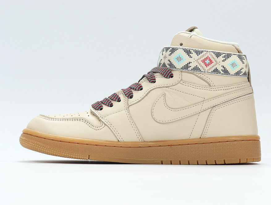 Where To Buy 2020 Cheap Wholesale Nike Air Jordan 1 Retro Hi Strap N7 AR4410-207 - www.wholesaleflyknit.com