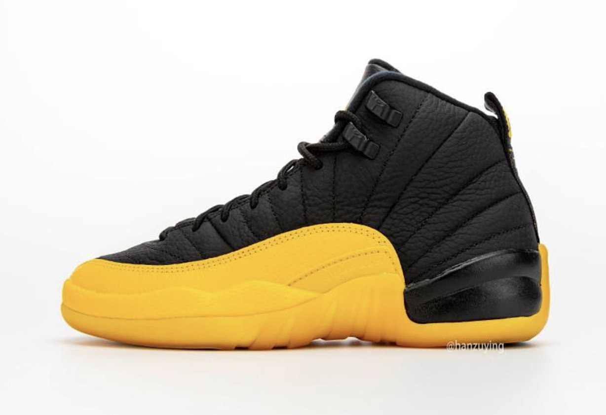Where To Buy 2020 Cheap Wholesale Nike Air Jordan 12 Black University Gold 130690-070 - www.wholesaleflyknit.com