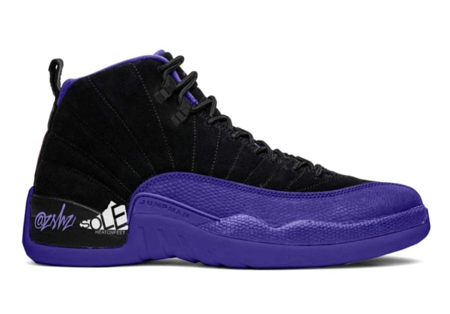 Where To Buy 2020 Cheap Wholesale Nike Air Jordan 12 Dark Concord Black-Dark Concord CT8013-005 - www.wholesaleflyknit.com