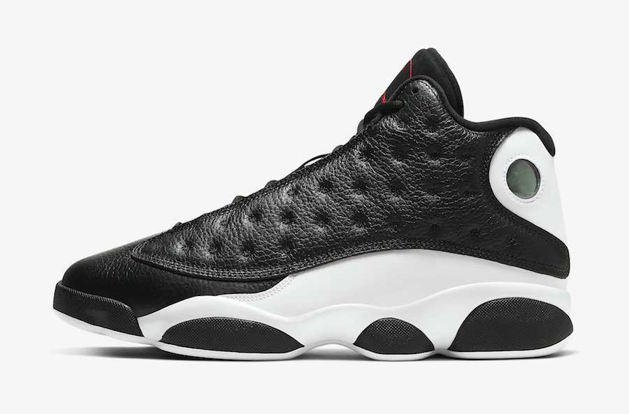 Where To Buy 2020 Cheap Wholesale Nike Air Jordan 13 Reverse He Got Game Black White-Gym Red 414571-061 - www.wholesaleflyknit.com