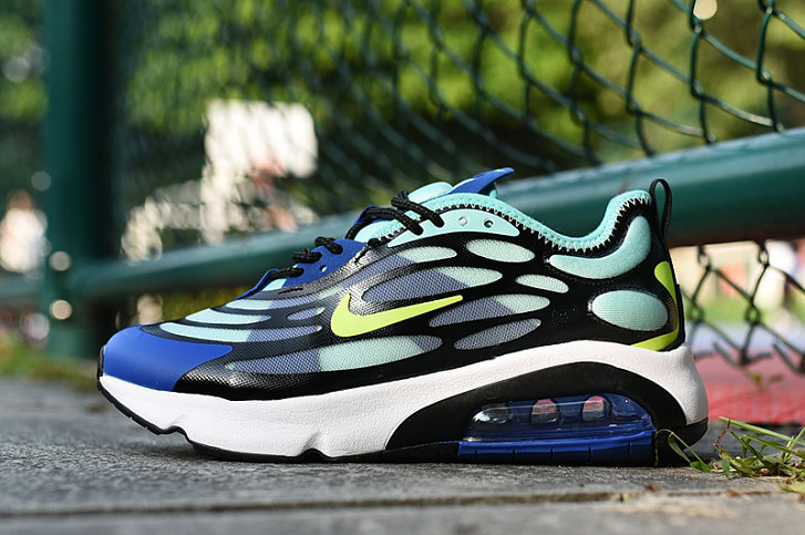 Where To Buy 2020 Cheap Wholesale Nike Air Max 200 Green Blue Black White - www.wholesaleflyknit.com