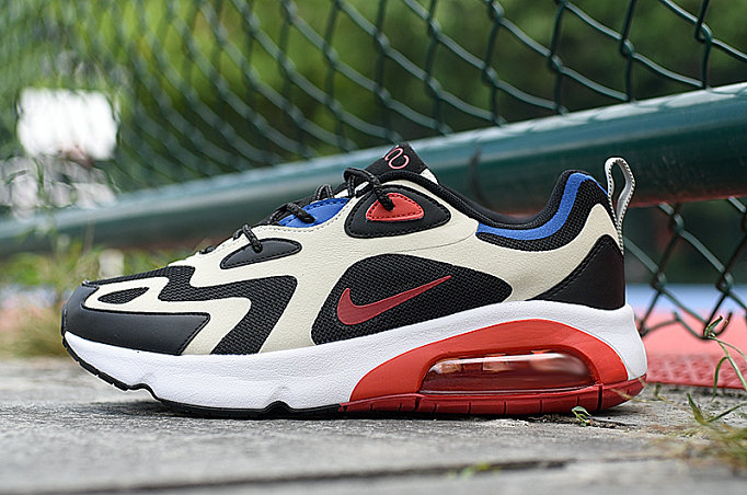 Where To Buy 2020 Cheap Wholesale Nike Air Max 200 Team Gold University Red AQ2568-700 - www.wholesaleflyknit.com