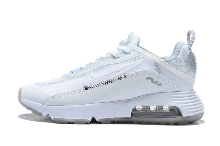 Where To Buy 2020 Cheap Wholesale Nike Air Max 2090 Triple White CV9977-100 - www.wholesaleflyknit.com