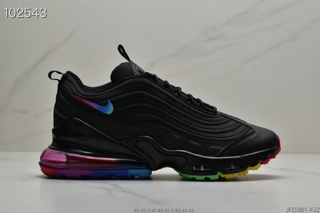 Where To Buy 2020 Cheap Wholesale Nike Air Max Plus TN 270 Black Colorful - www.wholesaleflyknit.com