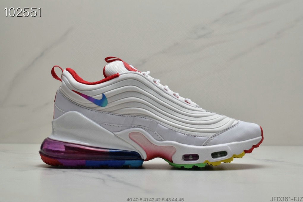 Where To Buy 2020 Cheap Wholesale Nike Air Max Plus TN 270 White Pink Red Green Blue - www.wholesaleflyknit.com