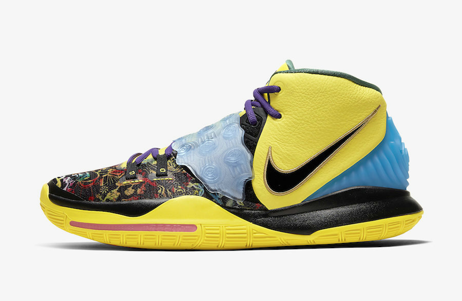 Where To Buy 2020 Cheap Wholesale Nike Kyrie 6 Chinese New Year CD5029-700 - www.wholesaleflyknit.com