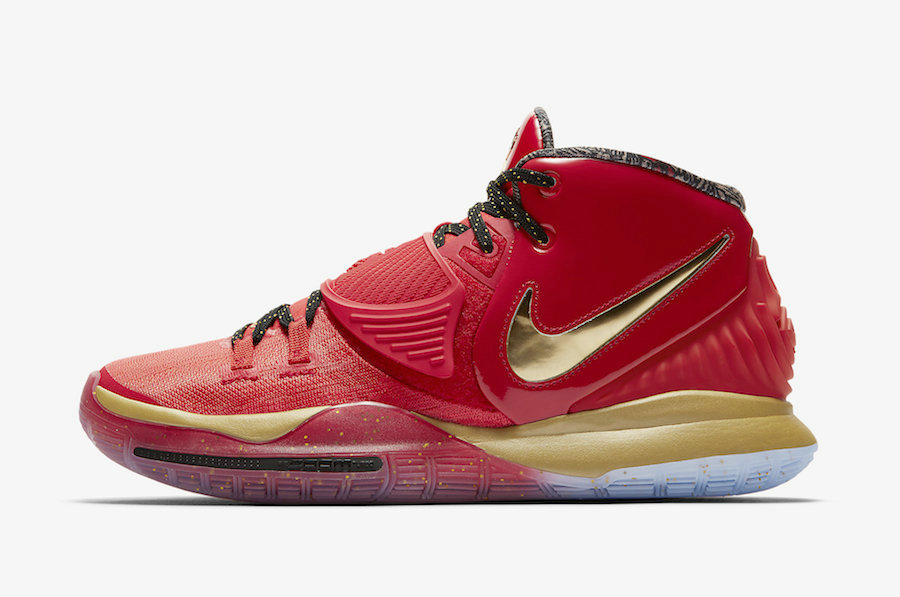 Where To Buy 2020 Cheap Wholesale Nike Kyrie 6 Trophies CD5026-900 - www.wholesaleflyknit.com