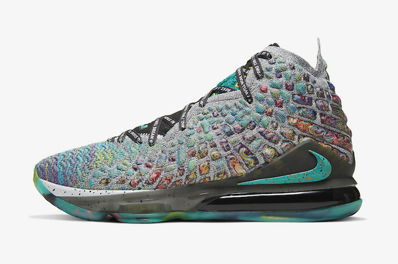 Where To Buy 2020 Cheap Wholesale Nike LeBron 17 I Promise CD5052-300 - www.wholesaleflyknit.com