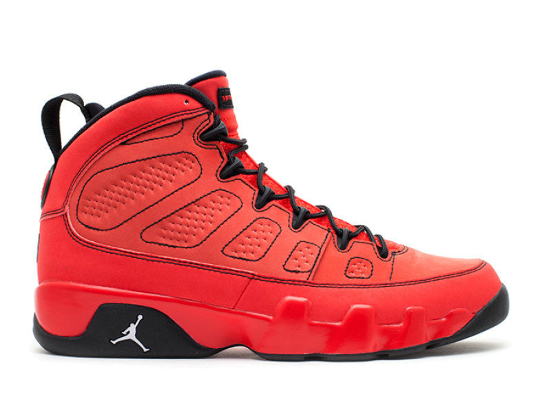Where To Buy 2021 Wholesale Cheap Nike Air Jordan 9 Chile Red CT8019-60 - www.wholesaleflyknit.com