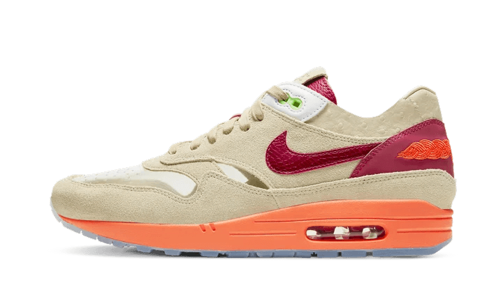 Where To Buy 2021 Wholesale Cheap Womens Nike Air Max 1 Clot Kiss of Death DD1870-100 - www.wholesaleflyknit.com