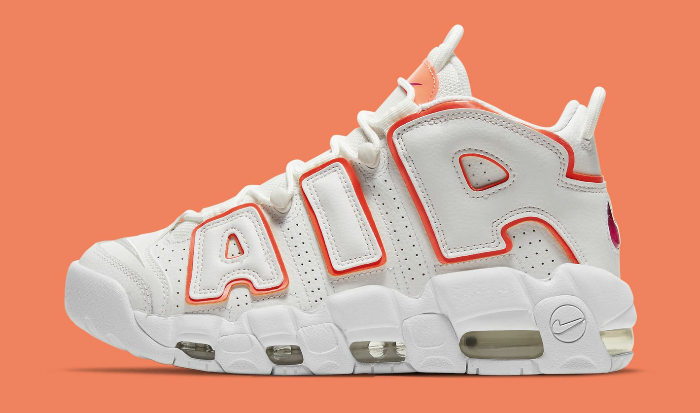Where To Buy 2021 Wholesale Cheap Womens Nike Air More Uptempo Sunset DH4968-100 - www.wholesaleflyknit.com