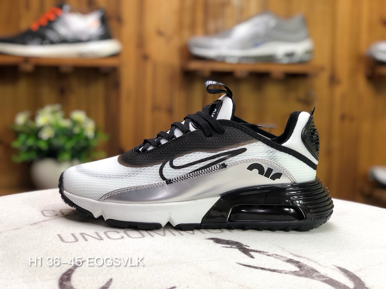 Where To Buy 2021 Cheapest Nike Air Max 2090 White Reflect Silver DB0927-100 - www.wholesaleflyknit.com