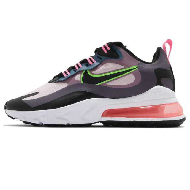 Where To Buy 2021 Cheapest Nike Air Max 270 React Violet Dust CV8818-500 - www.wholesaleflyknit.com