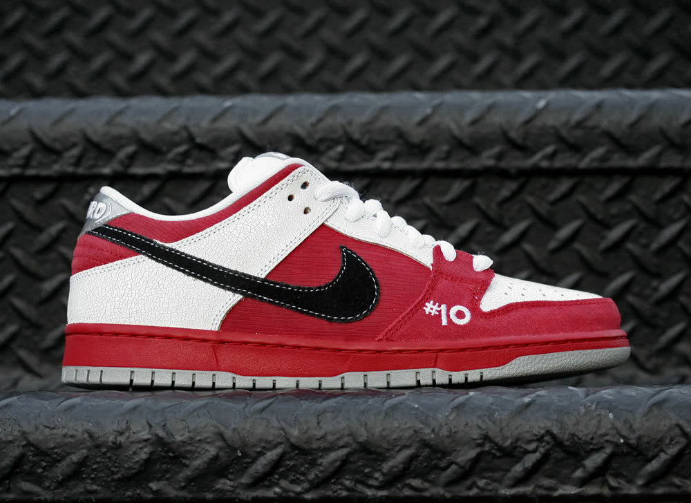 Where To Buy 2021 Cheapest Nike SB Dunk Low Roller Derby Varsity Red Black-White-Wolf Grey 313170-601 - www.wholesaleflyknit.com