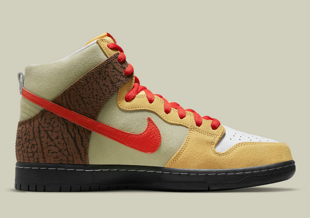 Where To Buy 2022 Cheap Wholesale Color Skates x Nike SB Dunk High Kebab And Destroy CZ2205-700 - www.wholesaleflyknit.com