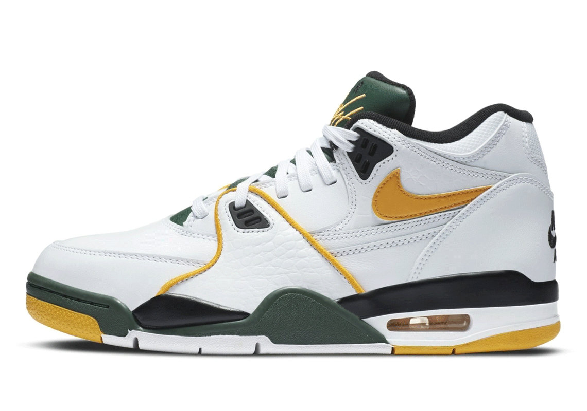 Where To Buy 2022 Cheap Wholesale Nike Air Flight 89 Seattle Supersonics CN0050-100 - www.wholesaleflyknit.com