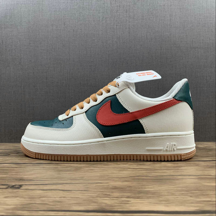 Where To Buy 2022 Cheap Wholesale Nike Air Force 1 White Grass Green Red Blanc Turquoise Rouge CT7875-994 - www.wholesaleflyknit.com