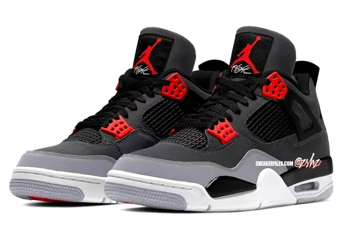 Where To Buy 2022 Cheap Wholesale Nike Air Jordan 4 Infrared Dark Grey Infrared 23-Black-Cement Grey DH6927-061 - www.wholesaleflyknit.com