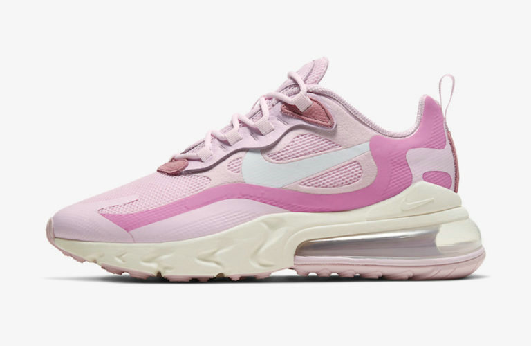 Where To Buy 2022 Cheap Wholesale Nike Air Max 270 React Rose Pink CZ0364-600 - www.wholesaleflyknit.com