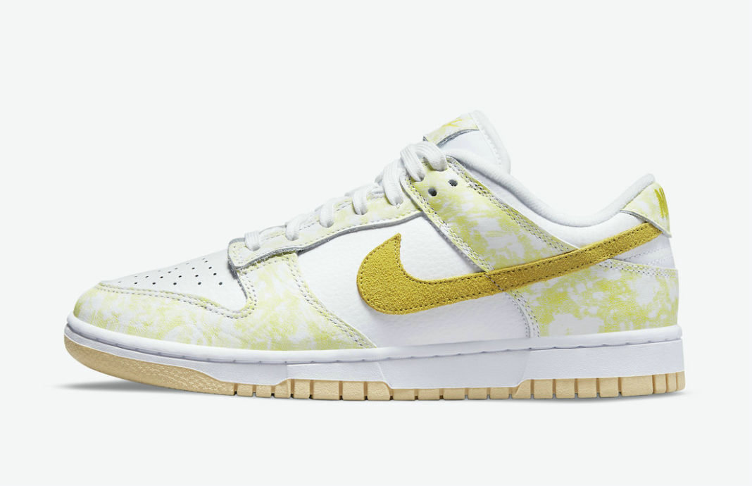 Where To Buy 2022 Cheap Wholesale Nike Dunk Low Yellow Strike Yellow Strike-White DM9467-700 - www.wholesaleflyknit.com