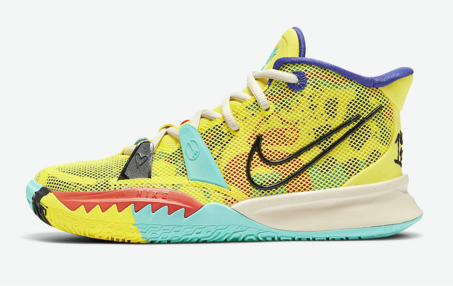 Where To Buy 2022 Cheap Wholesale Nike Kyrie 7 1 World 1 People CT4080-700 - www.wholesaleflyknit.com