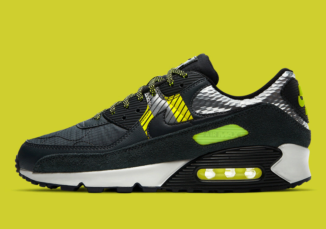 Where To Buy 2022 Cheap Wholesale Womens 3M Nike Air Max 90 Winter CZ2975-002 - www.wholesaleflyknit.com