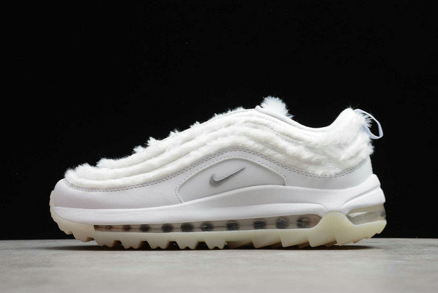 Where To Buy 2022 Cheap Wholesale Womens Nike Air Max 97 Golf NRG White CK4437-101 - www.wholesaleflyknit.com