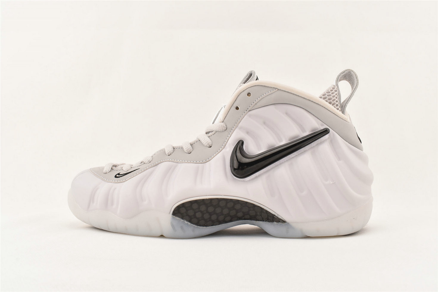 Where To Buy Wholesale Cheap Nike Air Foamposite Pro AS QS All Star Swoosh Pack AO0817 001 - www.wholesaleflyknit.com