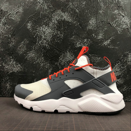 Where To Buy Cheap Wholesale Nike Air Huarache Run Ultra Gray Pure Platinum Anthracite Gris 847567-015 - www.wholesaleflyknit.com