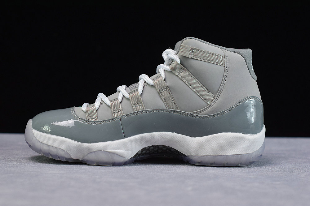 Where To Buy Cheap Wholesale Nike Air Jordan 11 Retro Cool Grey Medium Grey White Cool Grey Grcl Blanc Gri 378037-001 - www.wholesaleflyknit.com