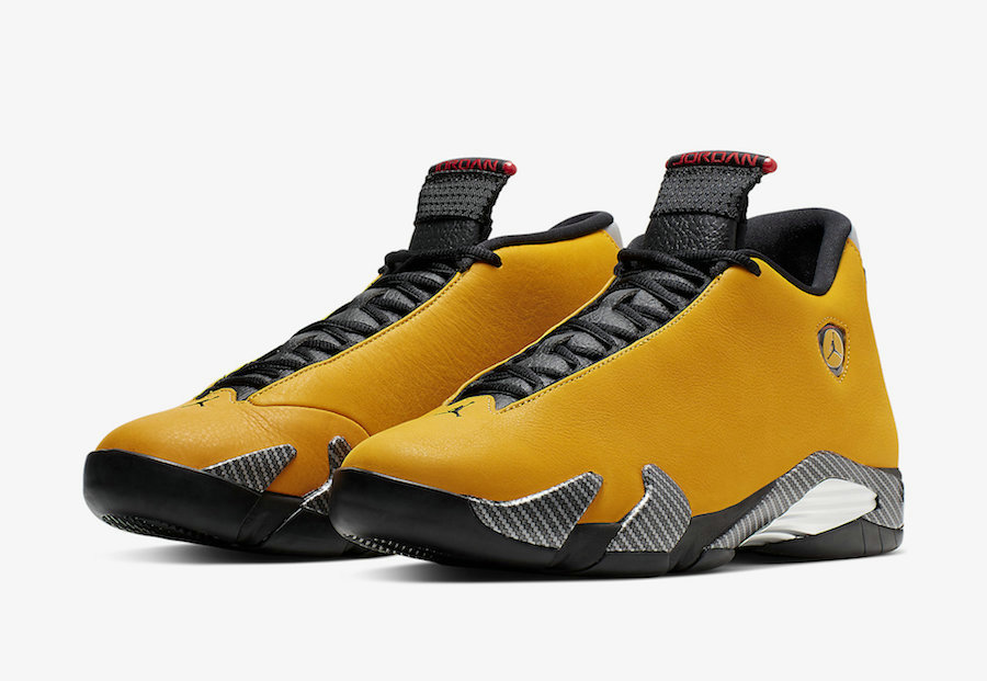 Where To Buy Wholesale Cheap Nike Air Jordan 14 SE Reverse Ferrari University Gold Black-University Red BQ3685-706 - www.wholesaleflyknit.com