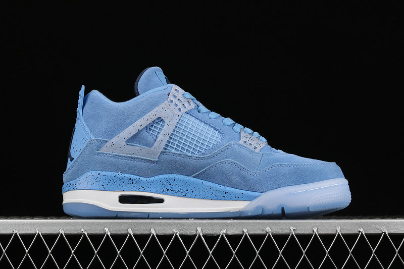 Where To Buy Cheap Wholesale Nike Air Jordan 4 UNC Bule AJ4-904284 - www.wholesaleflyknit.com