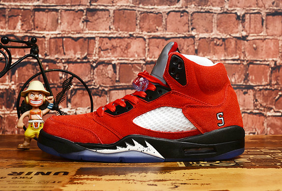 Where To Buy Cheap Wholesale Nike Air Jordan 5 Retro FF SP Trophy Room Friends and Family - www.wholesaleflyknit.com