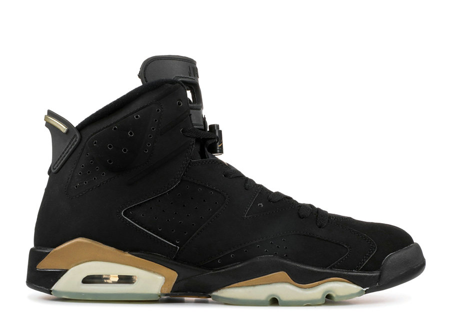 Where To Buy Wholesale Cheap Nike Air Jordan 6 DMP Black Metallic Gold CT4954-007 - www.wholesaleflyknit.com
