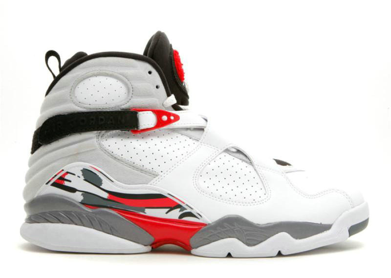 Where To Buy Wholesale Cheap Nike Air Jordan 8 Retro Countdown Pack White Black-True Red 305368 103 - www.wholesaleflyknit.com