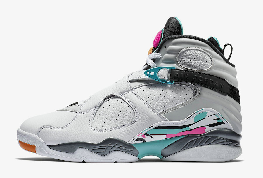 Where To Buy Cheap Wholesale Nike Air Jordan 8 South Beach White-Turbo Green-Multi-Color 305381-113 - www.wholesaleflyknit.com